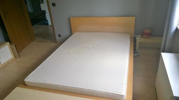 Ikea Drehstuhl Bürostuhl Nominell ~ malm bett von ikea 140 200 mit matratze verkaufe ein malm bett von