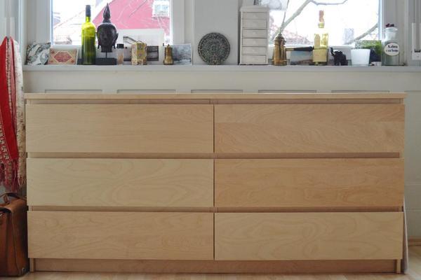 malm kommode von ikea m bel aus stuttgart bad cannstatt. Black Bedroom Furniture Sets. Home Design Ideas