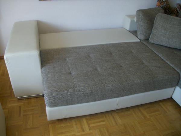 Wohnlandschaft Queens Ecksofa Sofa moderne Polsterecke