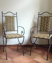 Marokkanische Stühle