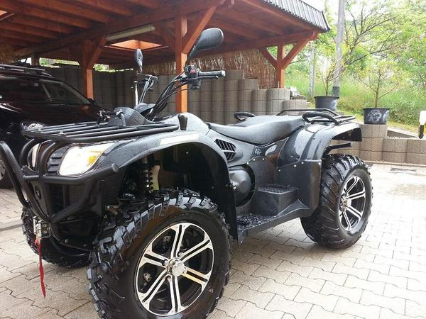 mastiff 500 atv 2 long quad 500 ccm allrad automatik in. Black Bedroom Furniture Sets. Home Design Ideas