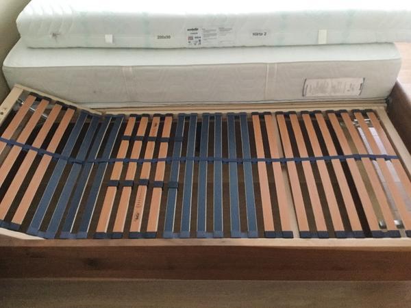 matratzen und lattenrost in h chst matratzen rost bettzeug kaufen und verkaufen ber private. Black Bedroom Furniture Sets. Home Design Ideas
