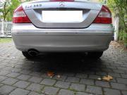 Mercedes 209 Heckschürze