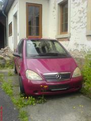Mercedes Automatik 4-