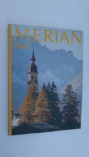 MERIAN Tirol Sammlerheft