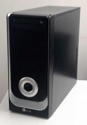 MidiTower, Core2Duo E7500 (