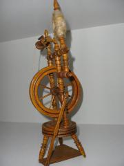 Mini-Spinnrad