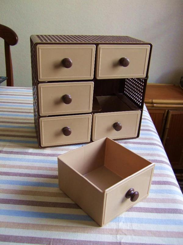 minikommode box mit schubladen schubladenbox kommode. Black Bedroom Furniture Sets. Home Design Ideas