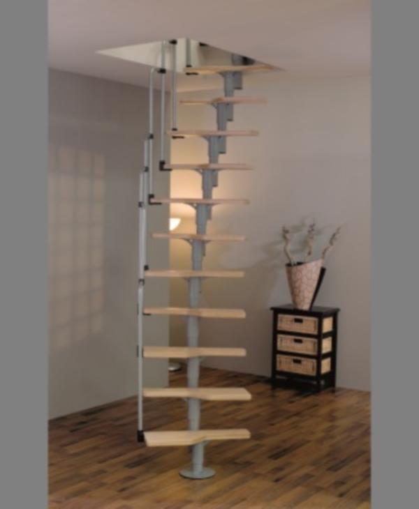 minka raumspartreppe twister in mannheim holz kaufen und verkaufen ber private kleinanzeigen. Black Bedroom Furniture Sets. Home Design Ideas