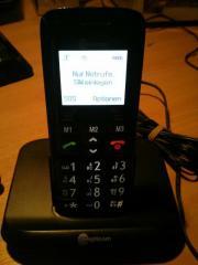 Mobiltelefon Amplicom PowerTel