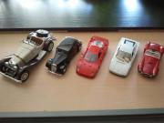 Modellautos - Metall