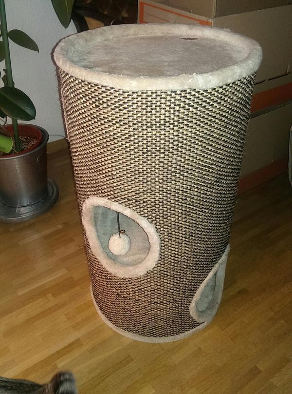 moderner kratzbaum von nobby f r katzen in stuttgart zubeh r f r haustiere kaufen und. Black Bedroom Furniture Sets. Home Design Ideas