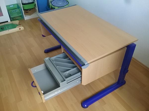 moll schreibtisch buche kaufen gebraucht und g nstig. Black Bedroom Furniture Sets. Home Design Ideas