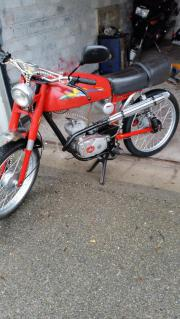 Moped Garelli Cross