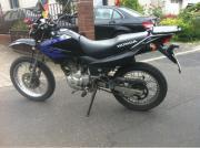 Motorrad Honda XR125