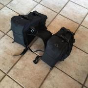 Motorrad Satteltaschen für