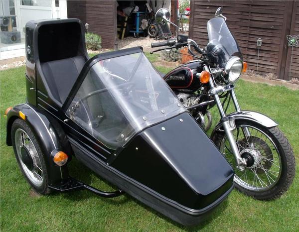 gespanne seitenwagen motorr der gebraucht kaufen. Black Bedroom Furniture Sets. Home Design Ideas