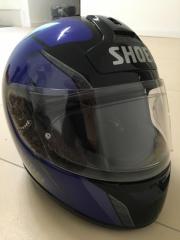 Motorradhelm Shoei XR -