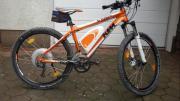 Mountainbike KTM E-