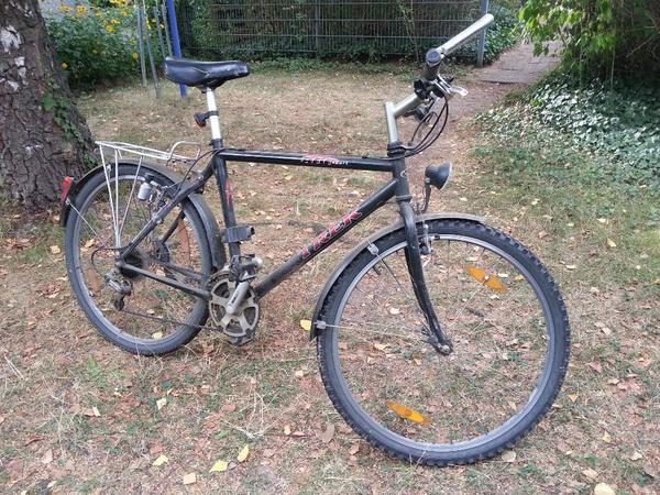 mountainbike trek 800 sport fahrrad von trek in darmstadt mountain bikes bmx r der. Black Bedroom Furniture Sets. Home Design Ideas