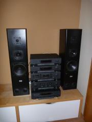 Musikanlage Philips 900er