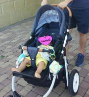 my junior Kinderwagen