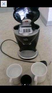 Nagelneu Kaffemaschine mit