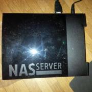 NAS Server NEU -
