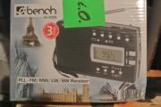 Neue Bench Radio