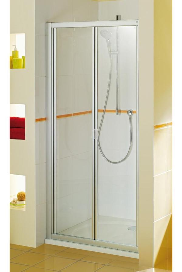 neue hochwertige duscht r breuer fara faltt r 0101. Black Bedroom Furniture Sets. Home Design Ideas