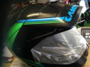 neue Motorradhelme, Integralhelme,