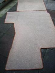 Neuer Teppichbod.für