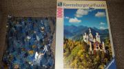 Neuschwanstein Puzzle 1000