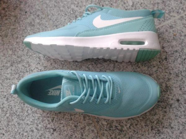 nike air max thea in der gr e 39 farbe tropical mint in. Black Bedroom Furniture Sets. Home Design Ideas