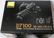 NIKON D7100 18-