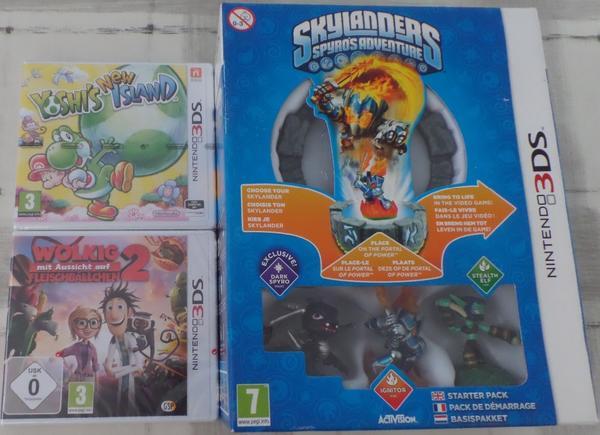 Nintendo 3DS Spiele » Nintendo, Gerät & Spiele