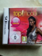 Nintendo Spiel Topmodel