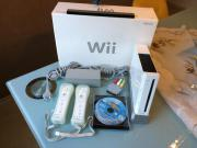 Nintendo Wii Konsole.