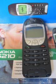 Nokia 6210 schwarz