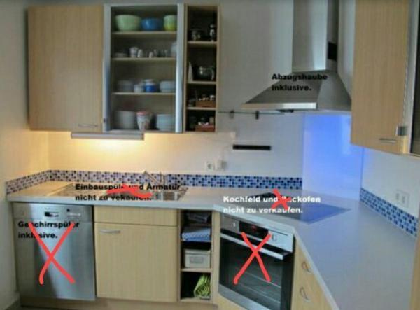 nolte k chen m bel in reutlingen k chenm bel schr nke kaufen und verkaufen ber private. Black Bedroom Furniture Sets. Home Design Ideas