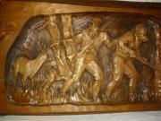 Oberammergauer Holzschnitzkunst