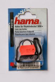 Objektivdeckel-Halter Hama