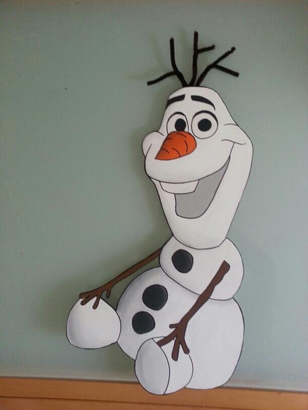 Olaf schneemann eisk nigin nachtlicht kinderzimmer lampe in gro beeren lampen kaufen und - Kinderzimmer eiskonigin ...