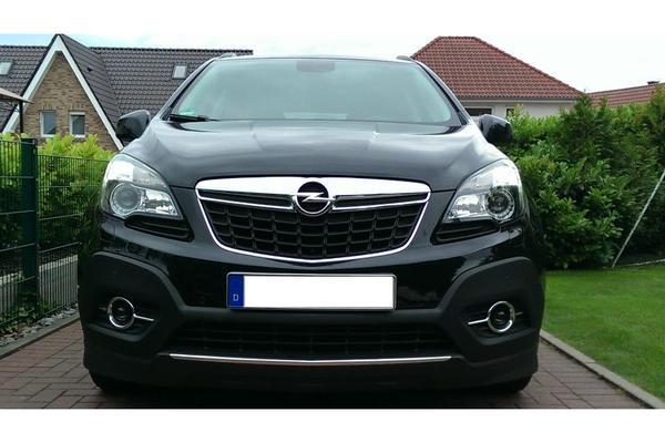 Opel mokka innovation 12 monate vom mitarbeiter mit opc for Opel mokka opc line paket exterieur