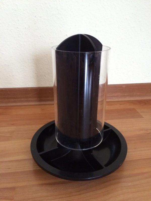original nespresso kapselhalter 39 totem 39 in ludwigsburg. Black Bedroom Furniture Sets. Home Design Ideas