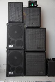 PA System Dynacord
