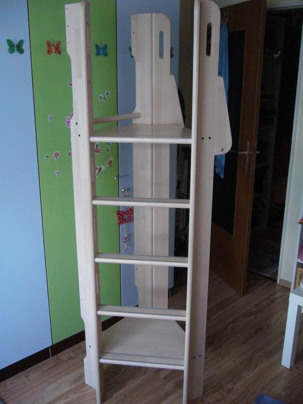 paidi rutschenturm mit rutsche in leimen betten kaufen und verkaufen ber private kleinanzeigen. Black Bedroom Furniture Sets. Home Design Ideas