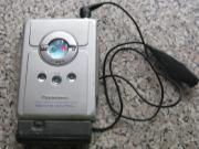 Panasonic RQ-SX46, Stereo Cassette Player, zum mitnehmen, ALLES MUSS RAUS!! Ich biete hier einen Panasonic RQ-SX46, Stereo Cassette Player, mit so Art Fernbedienung? an. Gebraucht er geht, das Batteriefach ist etwas defekt ... 13,- D-92318Neumarkt Heute,  - Panasonic RQ-SX46, Stereo Cassette Player, zum mitnehmen, ALLES MUSS RAUS!! Ich biete hier einen Panasonic RQ-SX46, Stereo Cassette Player, mit so Art Fernbedienung? an. Gebraucht er geht, das Batteriefach ist etwas defekt