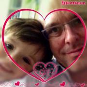 Papa & Sohn wollen