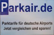 Parktarife deutsche Airports